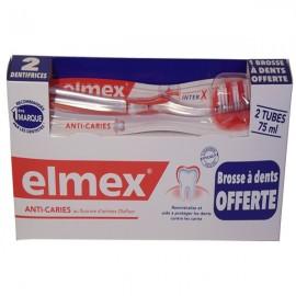 Brosse à dents. Elmex
