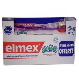 Brosse à dents Junior.  Elmex