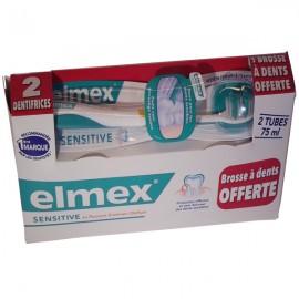 Brosse à dents sensitive - Elmex